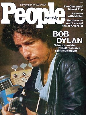 DYLAN MAGAZINE COVERS 1970s-1990s | Bob Dylan-Visions of Dylan