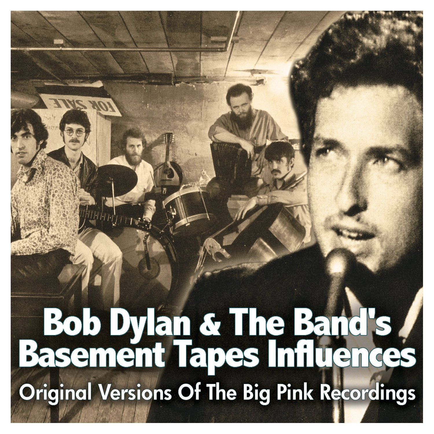 the basement tapes influences bob dylan visions of dylan